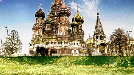Moscow St Basil Life after People