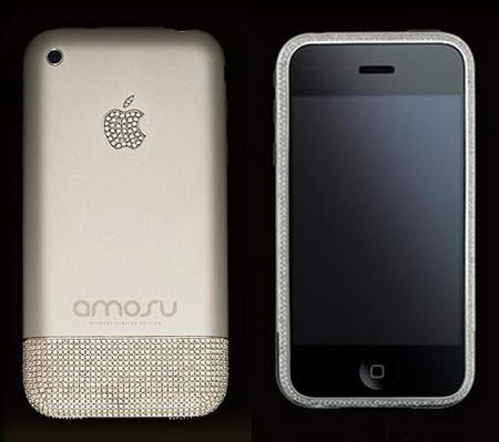 Most Expensive iPhone  Amosu Ultimo Diamond