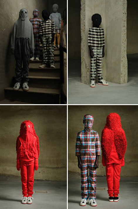 The Fashion Bug Strikes Again: Franzzz Unusual Kidswear