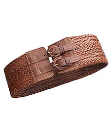 The Motif 56 Brown Zoe Belt Max&Chloe