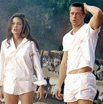 Mr and Mrs Smith blow