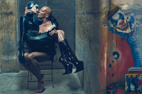 Mr Mrs Willis W July09 Steven Klein
