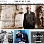 mr Porter website for men