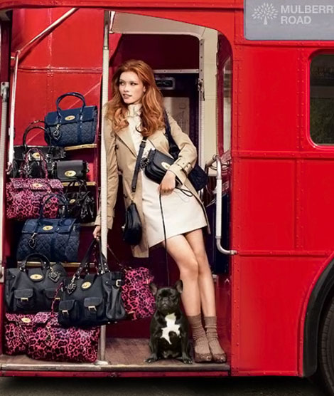 Mulberry bags collection for Target