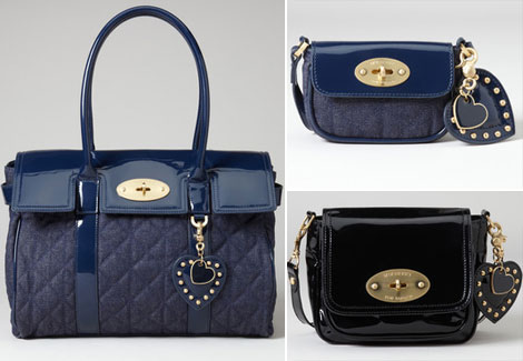 Mulberry Target denim bags mini crossbody bags