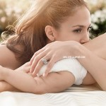 My Glow Jennifer Lopez perfume ad