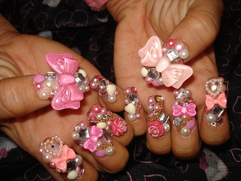 Dare To Wear These Nails?