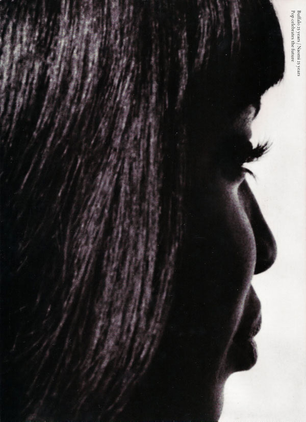 Naomi Campbell Pop Magazine September 2009 7