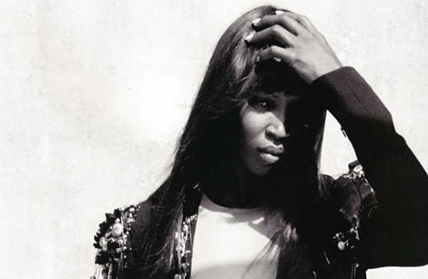 Naomi Campbell Pop Magazine September 2009