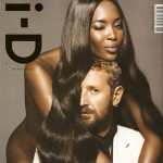 Naomi Campbell Stefano Pilati I-D August 2008 cover