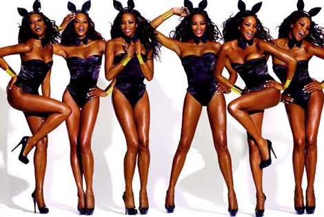 Naomi Campbell v59 Testino Swimsuit issue