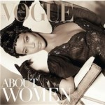 Naomi Campbell Vogue Italy February 2013 full cover