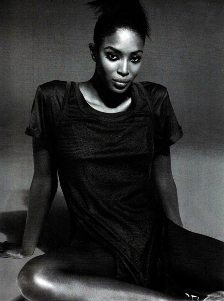 Naomi Campbell Vogue Magazine