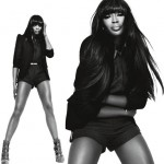 Naomi Campbell Vs Magazine Fall 2010