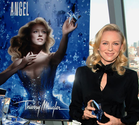 Naomi Watts Angel By Thierry Mugler