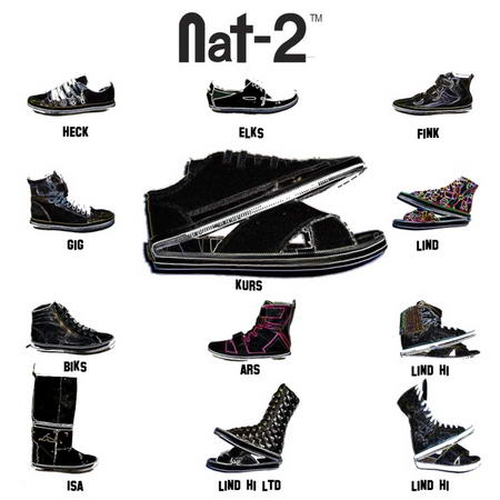 nat 2 Sandals in Shoes 2008 Collection