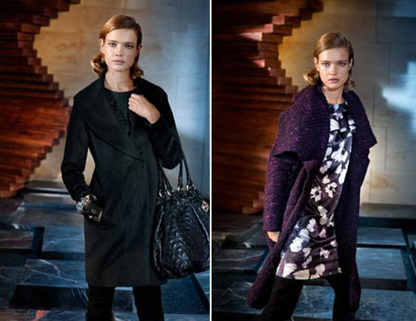 Natalia Vodianova For Hugo Boss Fall 2010 Ad Campaign