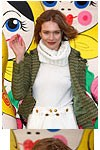 Natalia Vodianova London Russian Winter Festival