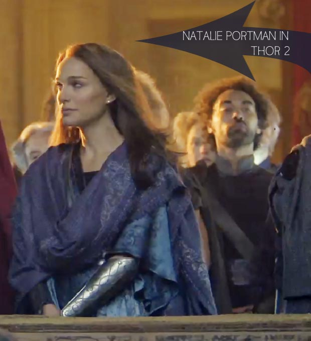 Natalie Portman Thor 2: First Look