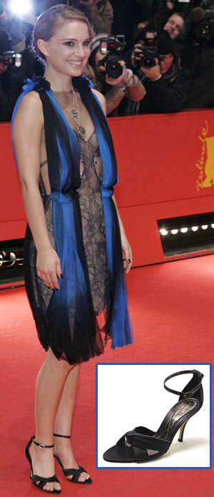 Natalie Portman at the premiere of The Other Boleyn Girl in Berlin