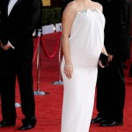 Natalie Portman White Azzaro dress 2011 SAG Awards 2