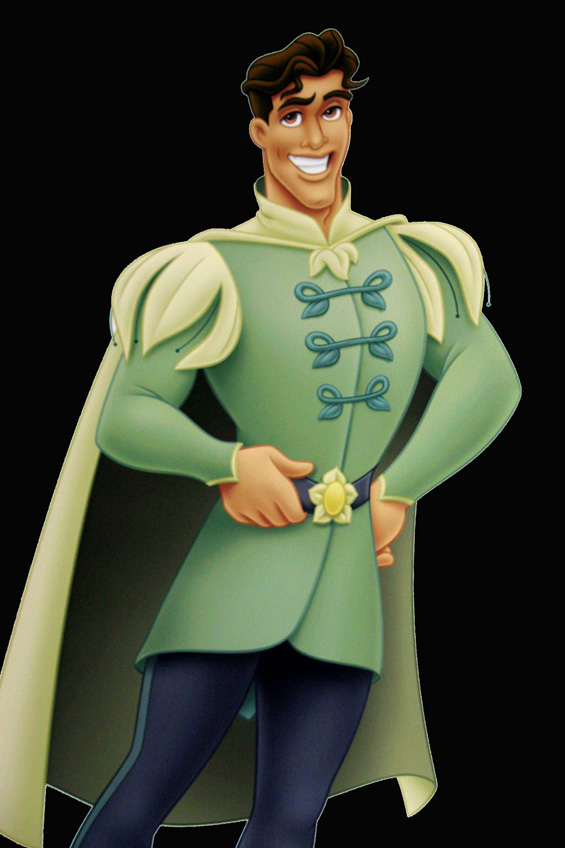 Naveen Disney frog Princess