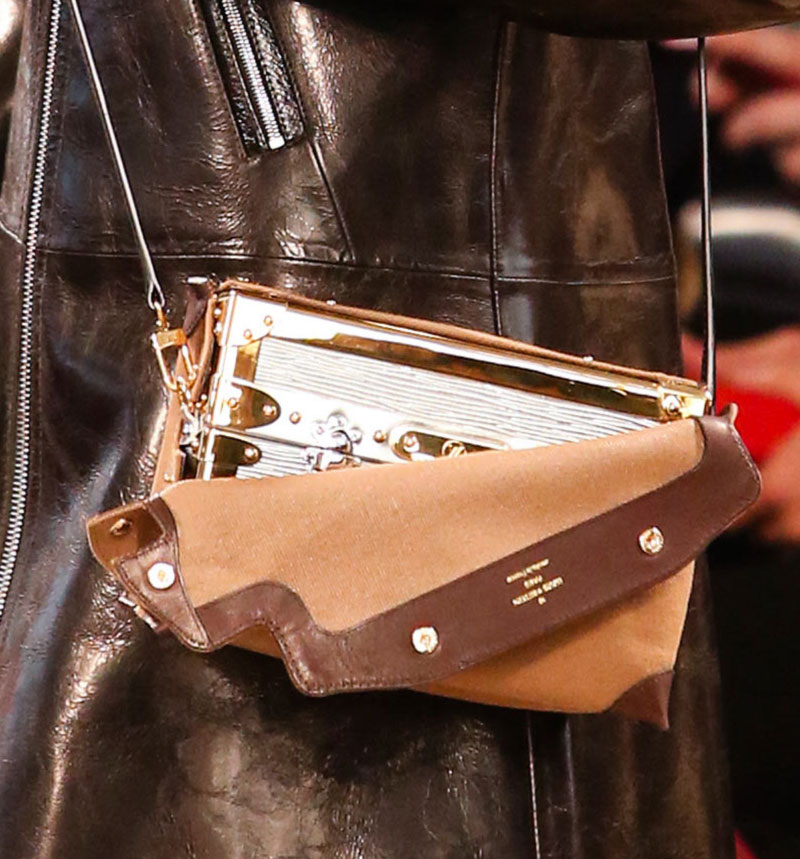new bag concept Ghesquiere for Vuitton