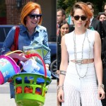 new hair trend orange short bob Alyson Hannigan Kristen Stewart