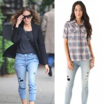 New It Jeans: Slouchy Stiletto Jeans As Worn By SJP