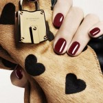 new must have nail polish Burberry Oxblood