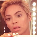 new short haircut trend Beyonce Coco Rocha