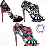 Nicholas Kirkwood for Liberty of London Shoes Collection