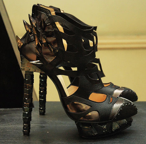 Nicholas Kirkwood For Rodarte Spring Summer 2010 Shoes
