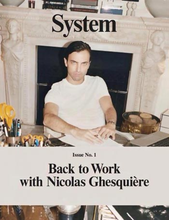 Nicolas Ghesquiere interview got him a lawsuit