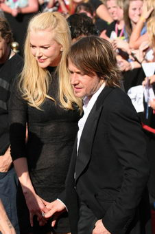Nicole Kidman Keith Urban ARIA Awards Sydney