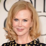 Nicole Kidman hair makeup 2013 Golden Globes
