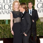 Nicole Kidman husband Keith Urban 2013 Golden Globes