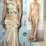 Kicole Kidman Nina Ricci dress Golden Globes 2010