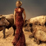 Nicole Kidman US Vogue July 08 Pictures by Annie Leibovitz