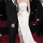 Nicole Kidman white Dior couture dress 2011 Oscars 3