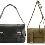 Nicole Miller bike chain bags collection