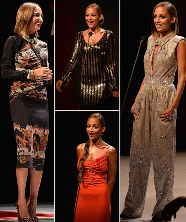 Nicole Richie 2013 Style Awards outfits