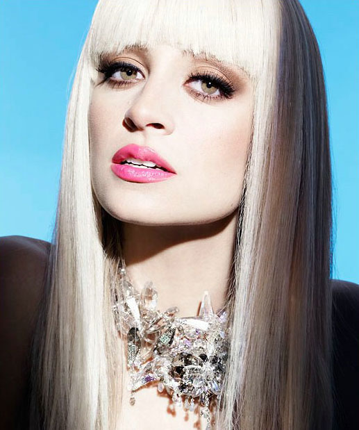 Nicole Richie BlackBook Magazine April 09 1