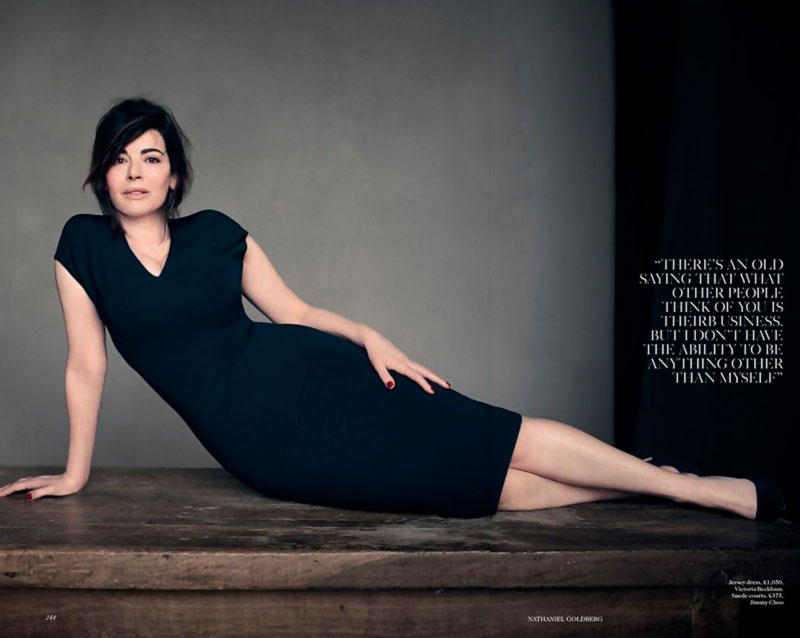 Nigella Lawson Vogue April 2014