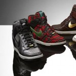 Nike Dunk Sky High City Pack wedge sneakers