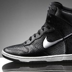 Nike Dunk Sky High wedge sneakers New York