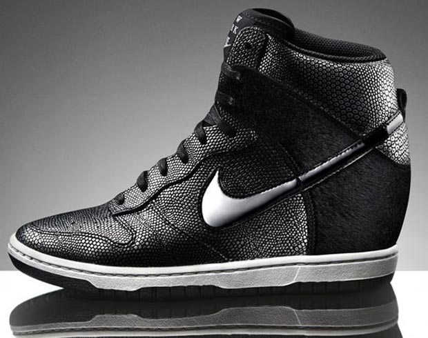 29bd6c05ba5 ... usa nike dunk sky high wedge sneakers new york adad2 7e398