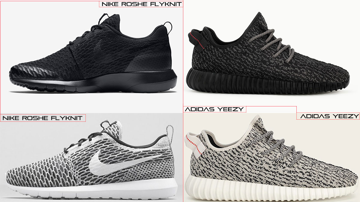 Can't Find Adidas Yeezy: Would You Buy Replicas?