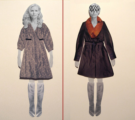 Nina Persson Fall 2010 clothing collection Hope