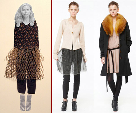 Nina Persson Fall 2010 collection Hope